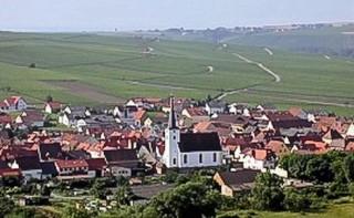 Weinort Nordheim am Main