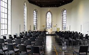 Vogelsburg Kirche neu