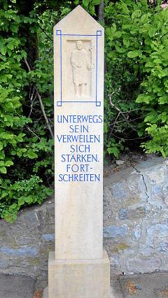 Vogelsburg Stele